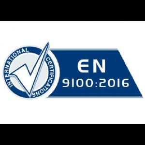 EN9100 certified site