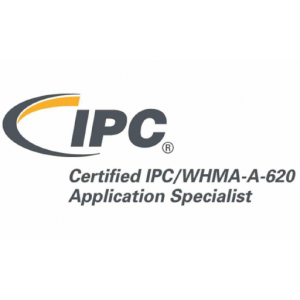 IPCA-620 Specialist certified manufacturing and control personnel